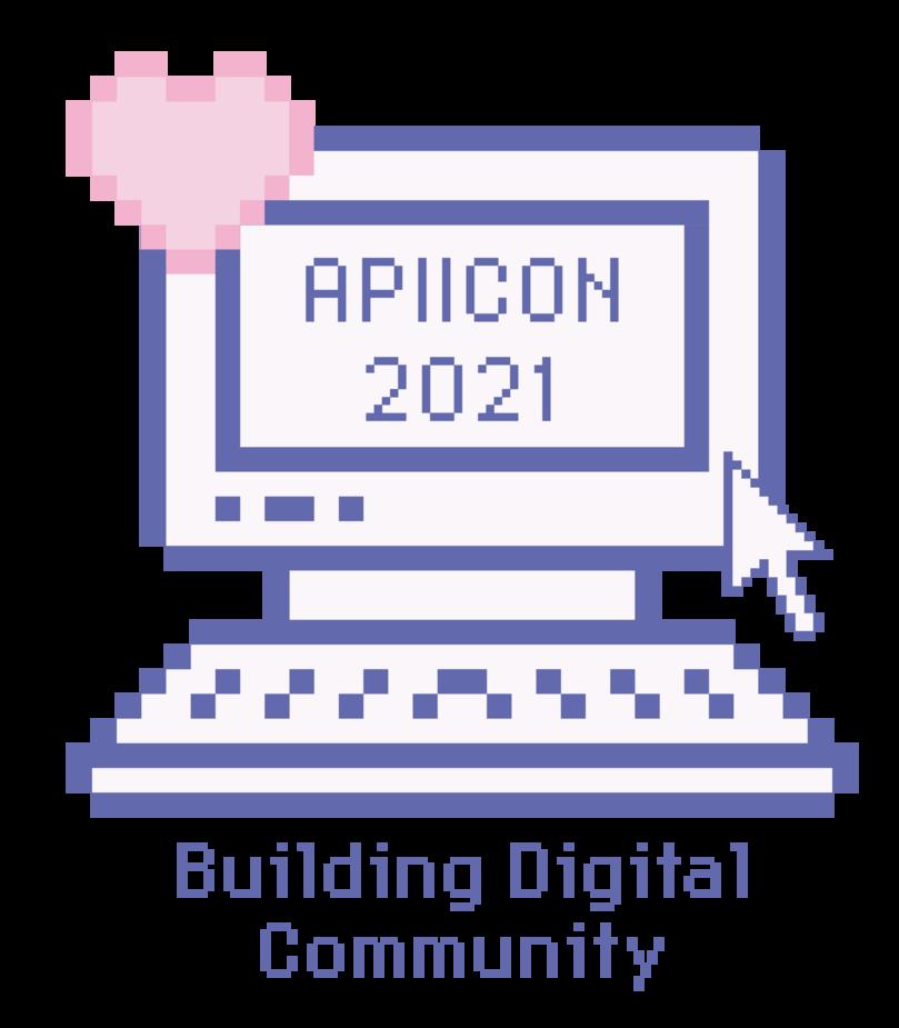 APIICON 2021, Building Digital Community