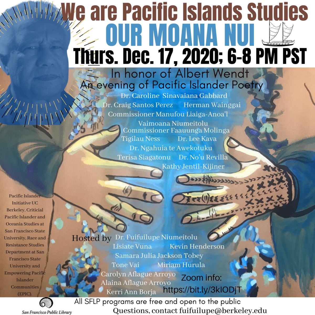 We are Pacific Island Studies: Our Moana
