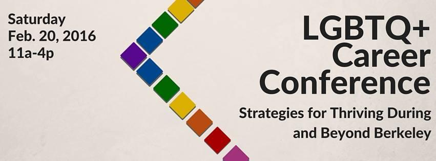 LGBTQ+ Career Conference 2016 Banner